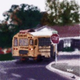Neighborhood Schoolbus